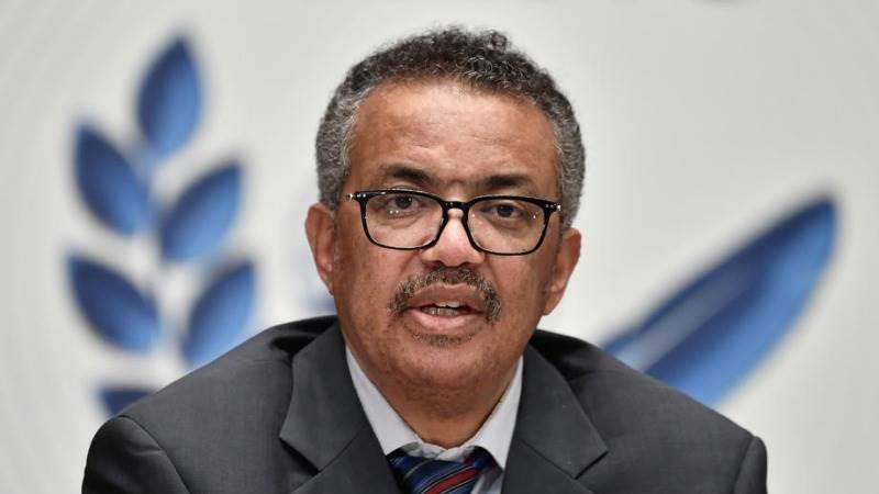 Tổng Giám đốc WHO tuyên bố COVID-19 vẫn chưa tới đỉnh dịch