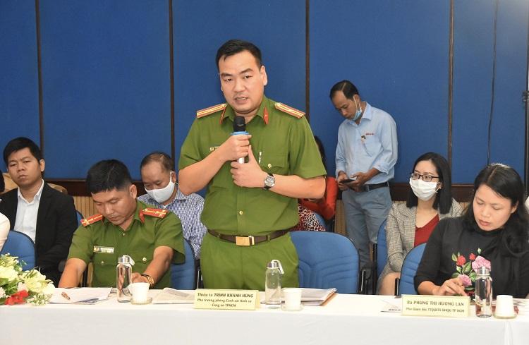 TP Hồ Chí Minh quyết tâm đẩy lùi vấn nạn tín dụng đen trong dịp Tết